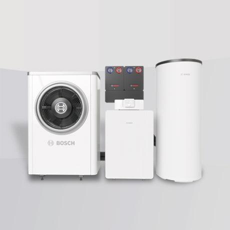 Bosch Condens Hybrid